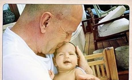 Bruce Willis, Daughter