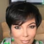 Kris Jenner with Makeup