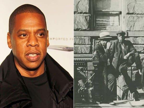 Jay-Z and 1939 Harlem Jay-Z