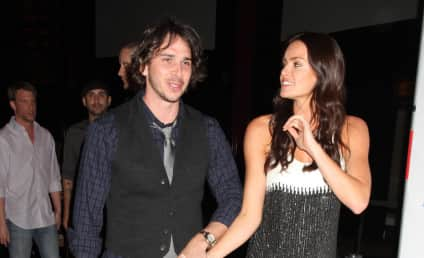 Courtney Robertson and Ben Flajnik: Still Doing the Long-Distance Relationship Thing