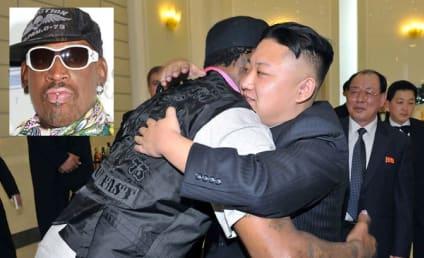 Dennis Rodman: North Korea Return Trip on Tap August 1!