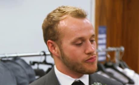 Josiah Duggar Prepares for His Wedding