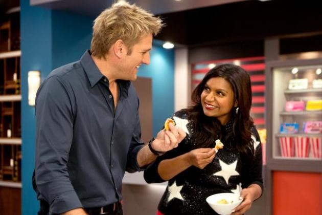 Mindy Kaling on Top Chef Masters