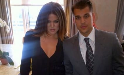 """Rob Kardashian: Suing Family After Khloe's """"Whores"""" Comment on Keeping Up with the Kardashians?!"""
