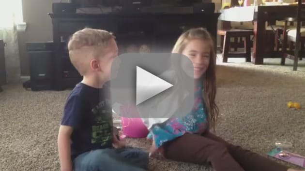 Kids React to Baby News