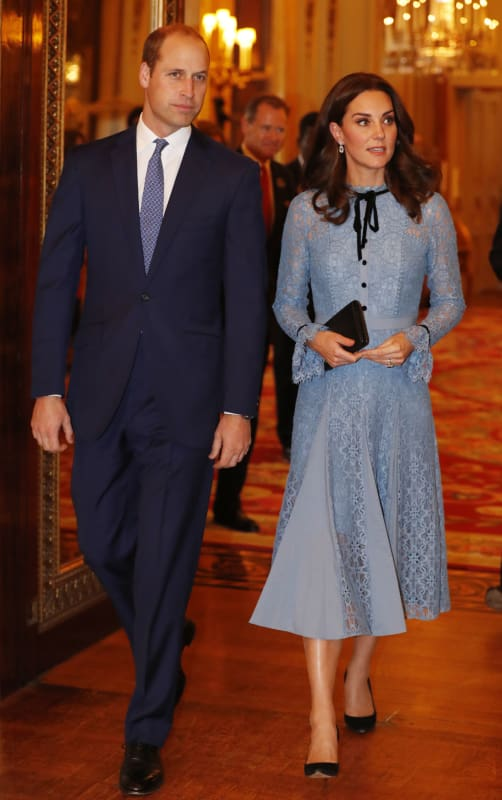 Kate and William on World Mental Health Day