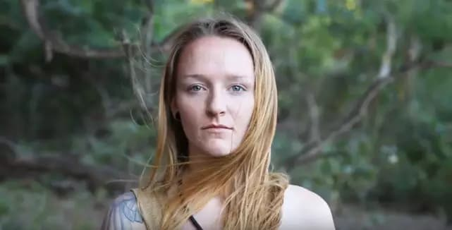 Maci bookout naked and afraid