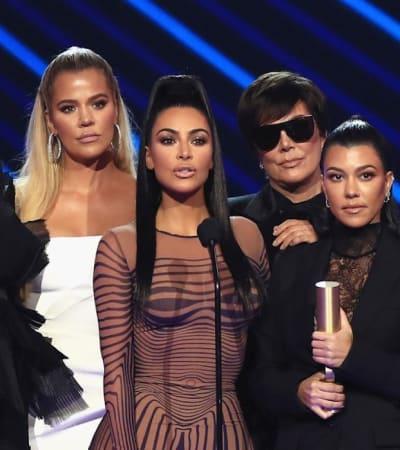 Kardashians Win