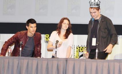 Robert Pattinson to Star as King Arthur?