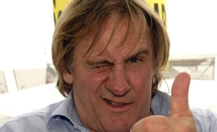 Gerard Depardieu Sorry For Taking Leak on Plane; Cites Prostate Issues
