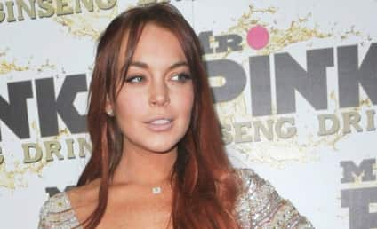 Lindsay Lohan Pays Taxes With Charlie Sheen Donation