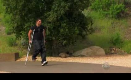 The Bachelorette: Faking Justin Rego's Injury?