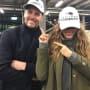 Tom Brady and Gisele Bundchen Super Bowl Selfie