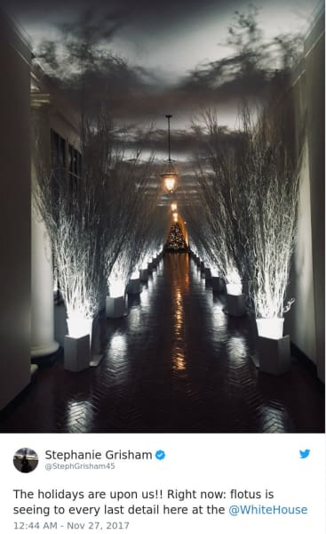 white house decs
