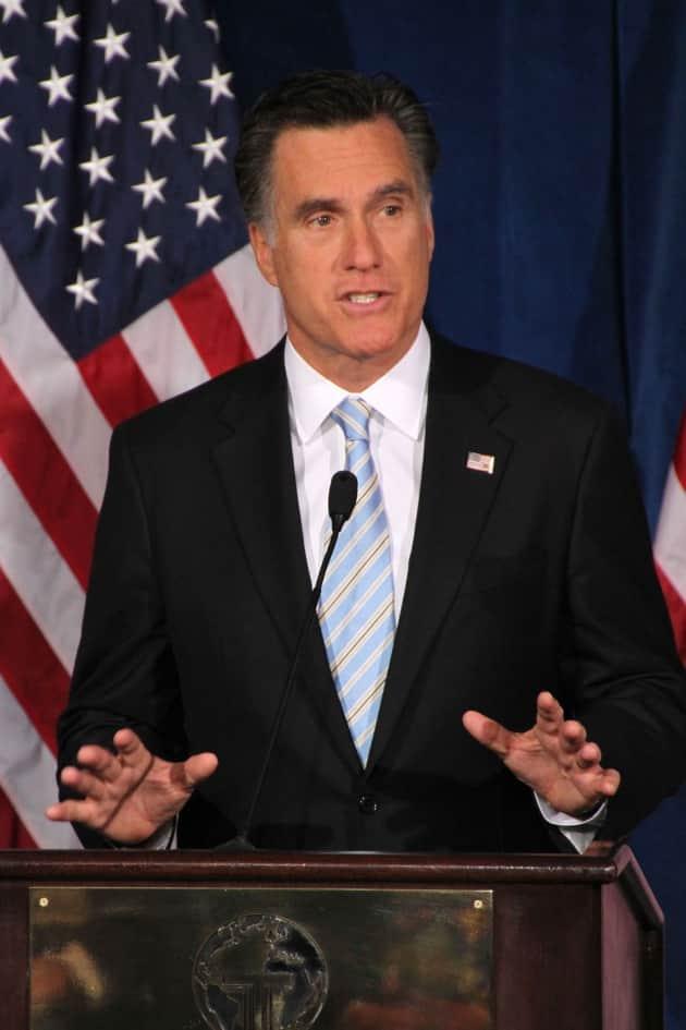 Willard Mitt Romney