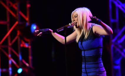 #TheDress Returns on American Idol, Domestic Abuse PSA