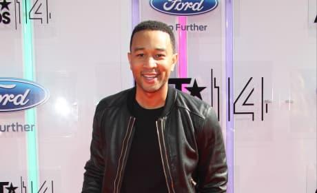 John Legend BET Awards Photo