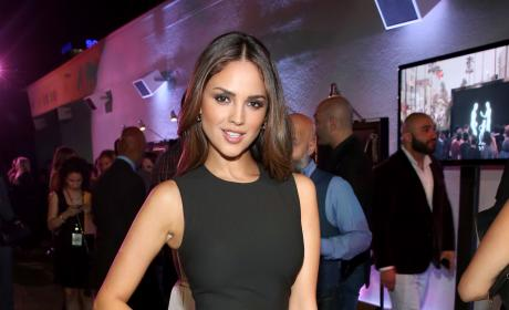 Eiza Gonzaleaz Latina Hot List Party
