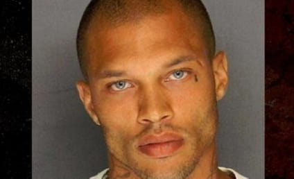 Jeremy Meeks Signs Modeling Contract, Pigs Prepare to Fly