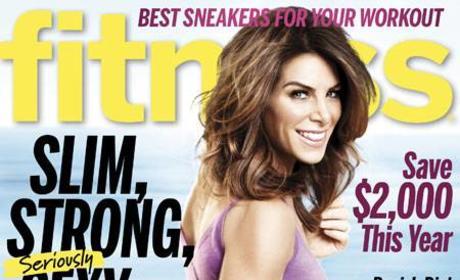Jillian Michaels Fitness Cover