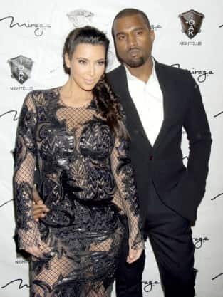 Kim Kardashian: Pregnant in Vegas!
