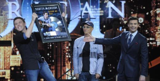 Scotty McCreery on American Idol