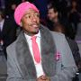 Nick Cannon in a Turban