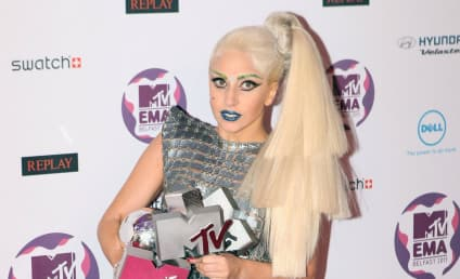 MTV Europe Music Awards Fashion Face-Off: Lady Gaga vs. Katy Perry
