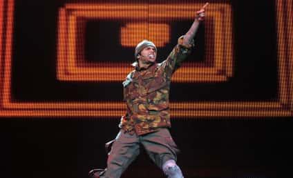 Chris Brown 2012 Media Strategy: NO Interviews!