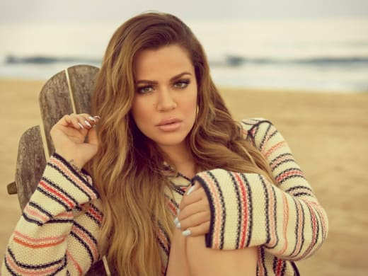 Khloe Kardashian: Hamptons Promo Photo
