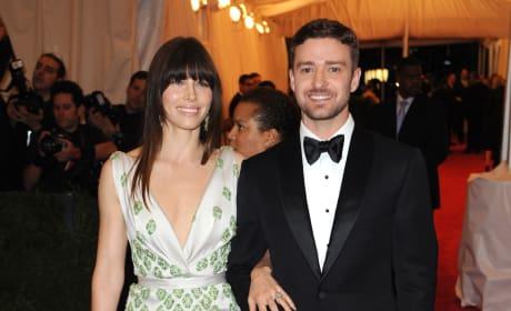 Justin Timberlake, Jessica Biel Image
