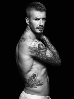 HOT David Beckham Underwear Photo