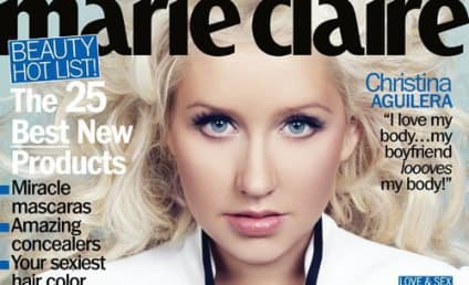 Christina Aguilera Reiterates: I Love My Body!