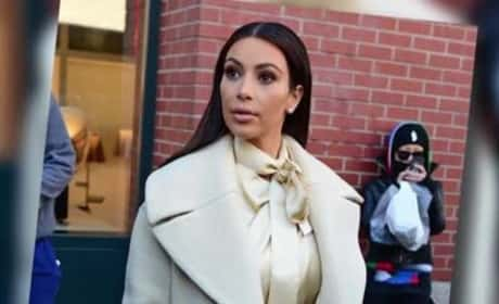 Kim Kardashian Botox Rumor: The Remix!