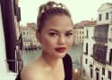Chrissy Teigen Livetweets 8-Hour Flight From LAX to ... LAX