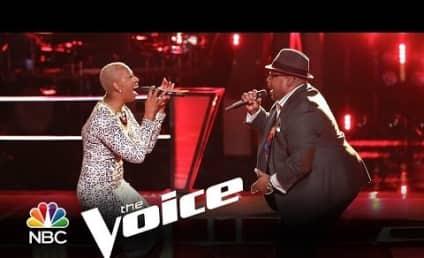 The Voice Season 6 Episode 12 Recap: It's Sisaundra Lewis' World