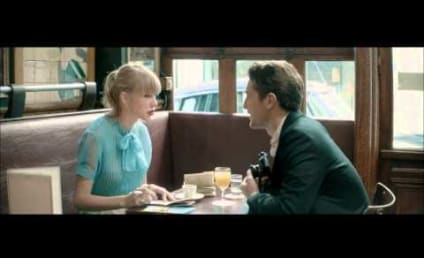 """Taylor Swift Debuts Music Video for """"Begin Again"""""""