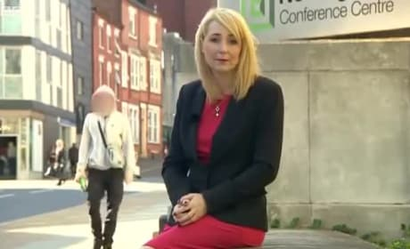 Journalist Gets Sexually Harassed... While Reporting on Sexual Harassment