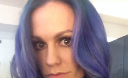 Anna Paquin Dyes Hair Purple: What Do You Think?