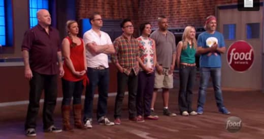 Food Network Star Still