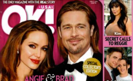 Angelina Jolie and Brad Pitt: Secretly Married (Not Really)!
