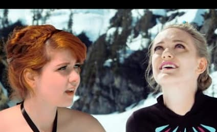 Frozen Lookalikes Bring Elsa and Anna to Life: Watch the Video!