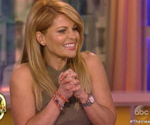 Candace Cameron Bure Gets Excited
