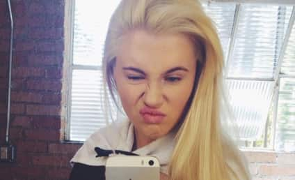 Celebrity Hair Affair: Ireland Baldwin Goes Purple!