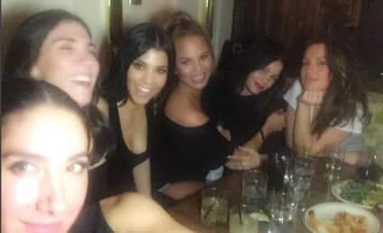 Kourtney Kardashian's New Girl Squad: Check Out the Members!