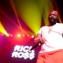 Rick Ross in a Concert