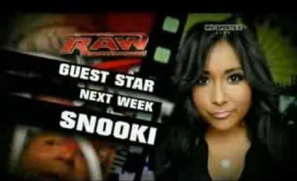 WWE Raw: Jersey Shore Style!