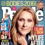 Celine Dion People Magazine Photo