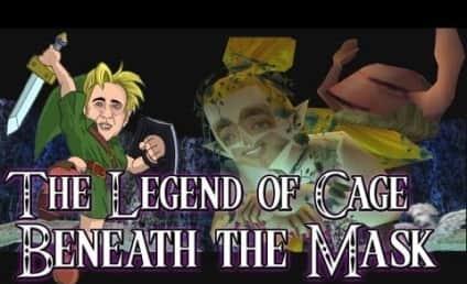 The Legend of Zelda: Nicolas Cage Edition!