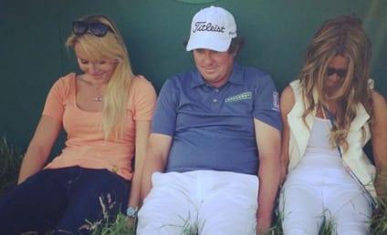 Lindsey Vonn: Dufnering at British Open!